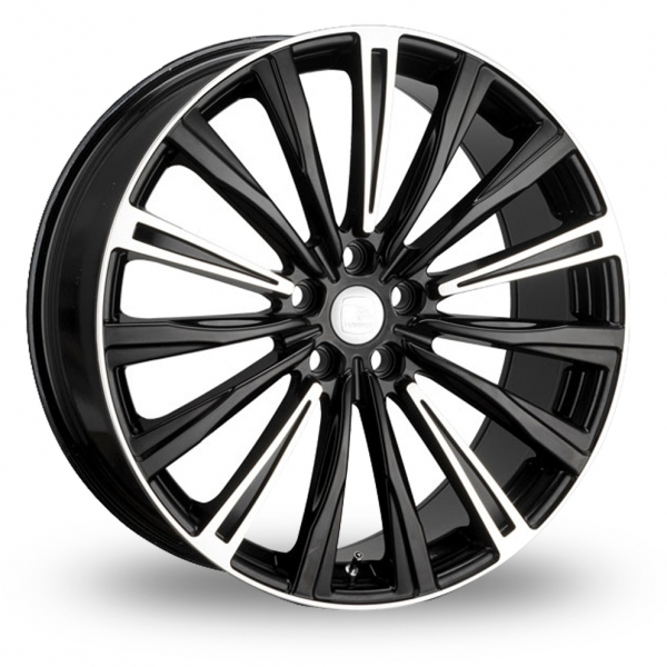 Picture of 22 Inch Hawke Chayton BPH Alloy Wheels