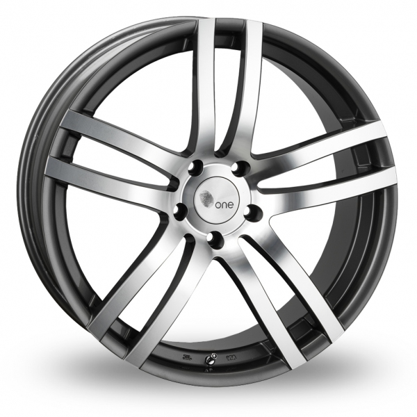 Picture of 22 Inch Hawke Individual ID Two Alloy Wheels