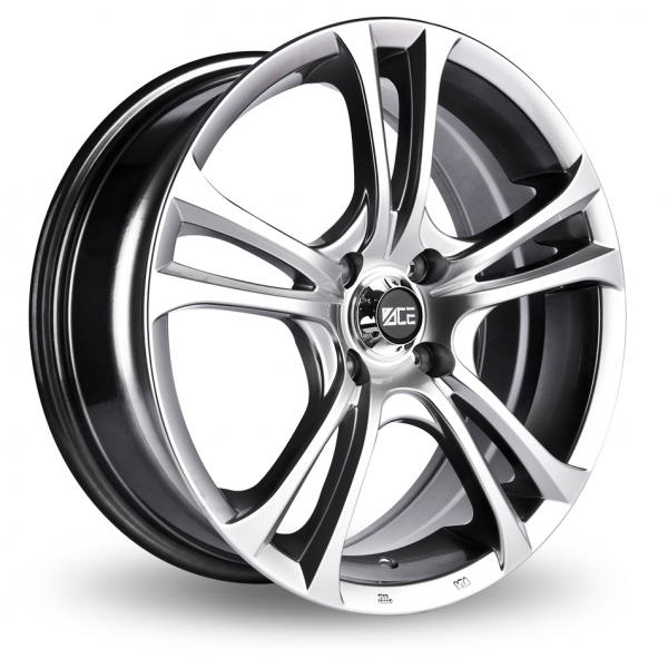 "Picture of 19"" Ace 205 HB Alloy Wheels"