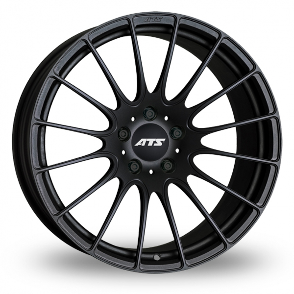 Picture of 19 Inch ATS Superlight Black Alloy Wheels