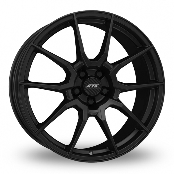 Picture of 19 Inch ATS Racelight Matt Black Alloy Wheels