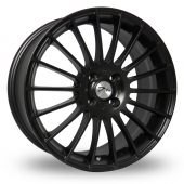 Image for Zito Spyder Matt_Black Alloy Wheels