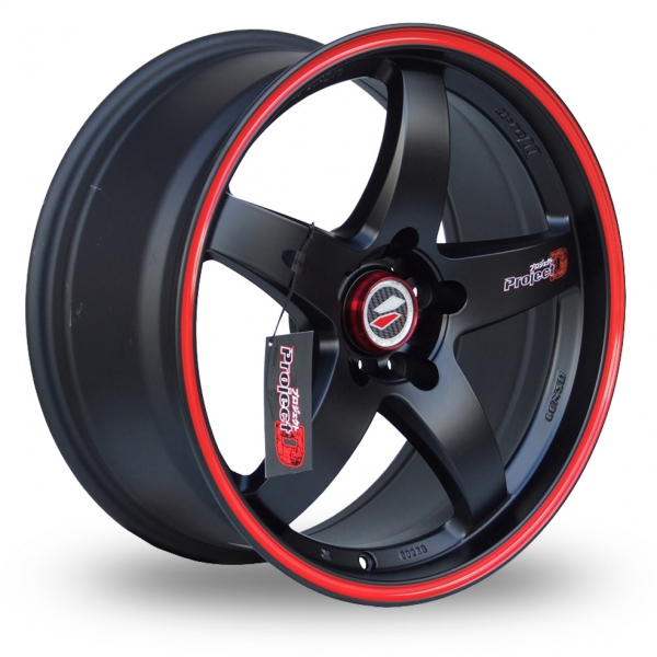 Zoom Samurai D1-R Black_Red Alloys