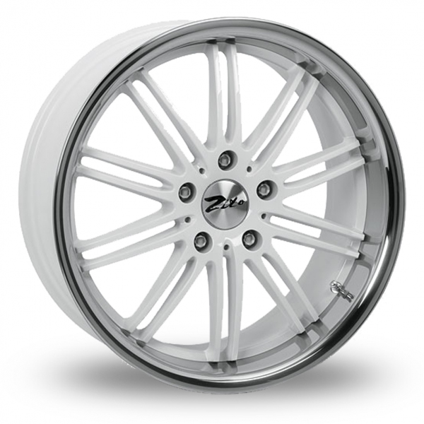 Zoom Zito Belair_5x112_Wider_Rear White Alloys