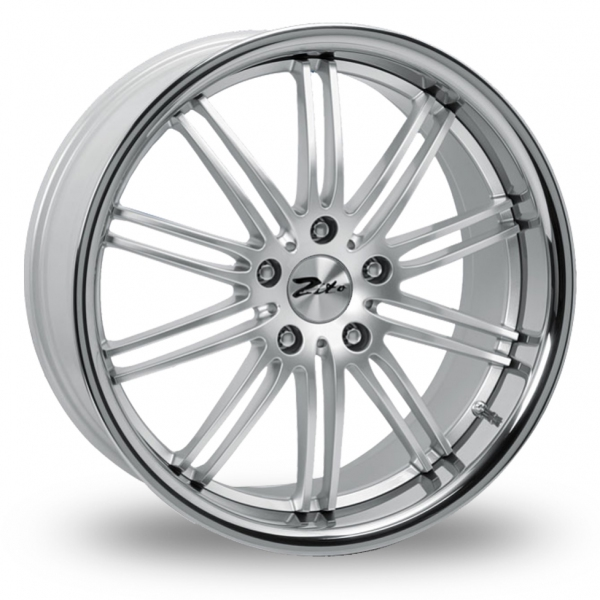 Zoom Zito Belair_Wider_Rear Hyper_Silver Alloys