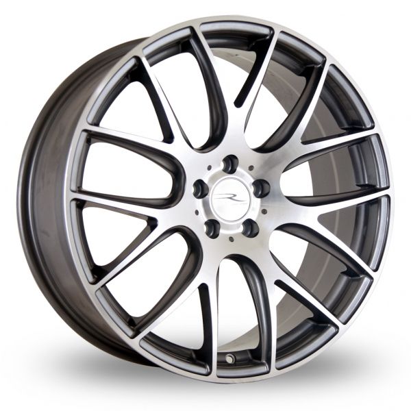 Picture of 20 Inch Dare NK 1 GMP Wider Rear Alloy Wheels