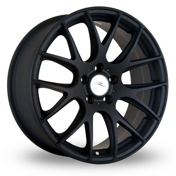 Picture of 20 Inch Dare NK 1 Black Wider Rear Alloy Wheels
