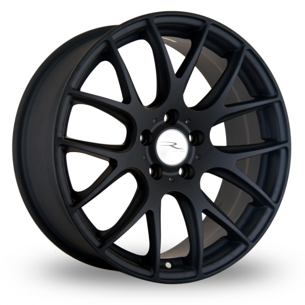 Picture of 19 Inch Dare NK 1 Black Wider Rear Alloy Wheels