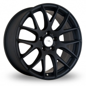 Image for Dare River_NK_1 Matt_Black Alloy Wheels