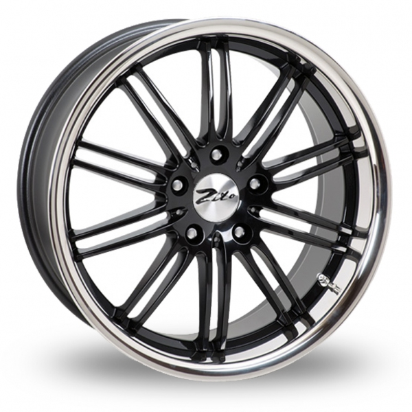 Zoom Zito Belair_5x120_Wider_Rear Black Alloys