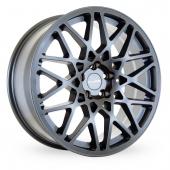 Image for Dare LG2 Gun_Metal Alloy Wheels