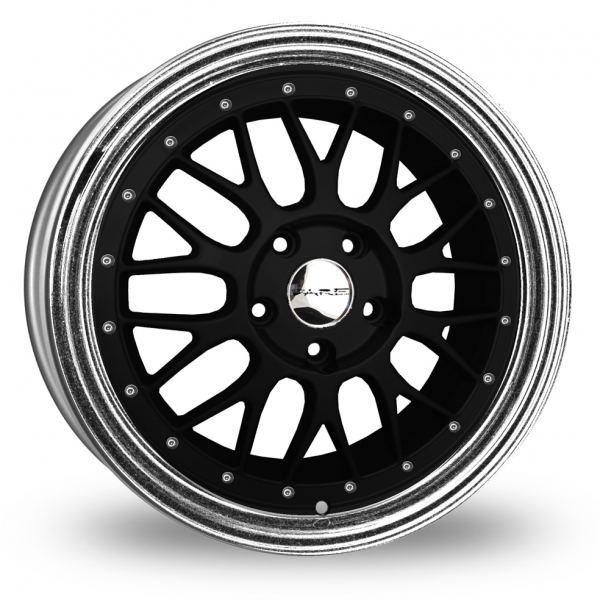 Picture of 19 Inch Dare DR-LM Matt Black Wider Rear Alloy Wheels