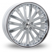 Image for Zito Orlando_5x112_Wider_Rear Silver_Polished Alloy Wheels