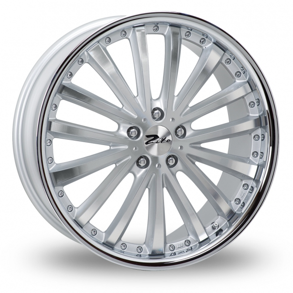 Zoom Zito Orlando_5x112_Wider_Rear Silver_Polished Alloys