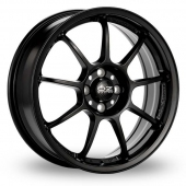 Image for OZ_Racing Alleggerita_HLT_5x120_Wider_Rear Black Alloy Wheels