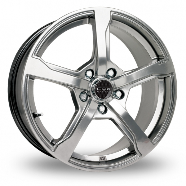 Zoom Fox_Racing FX6 Hyper_Silver Alloys