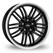 Image for Alutec Black_Sun Black_Polished Alloy Wheels