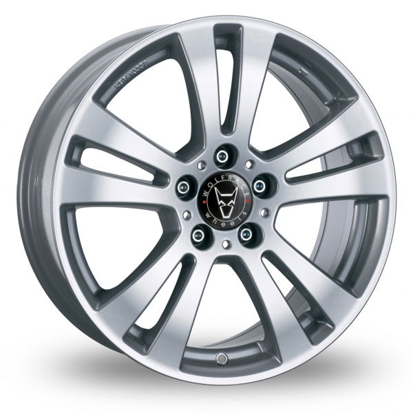 Zoom Wolfrace DH Silver Alloys