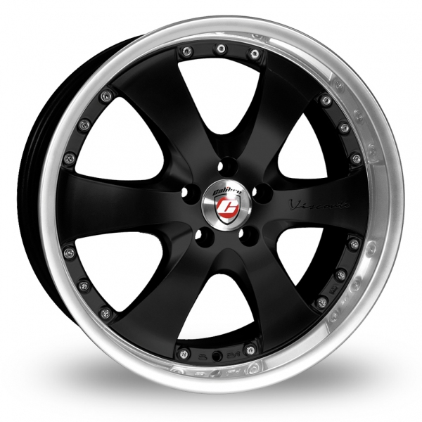 Zoom Calibre Voyage Black_Polished Alloys