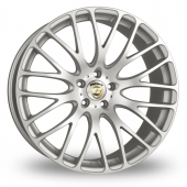 Image for Calibre Altus Silver_Polished Alloy Wheels