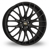 Image for Calibre Altus Matt_Black Alloy Wheels