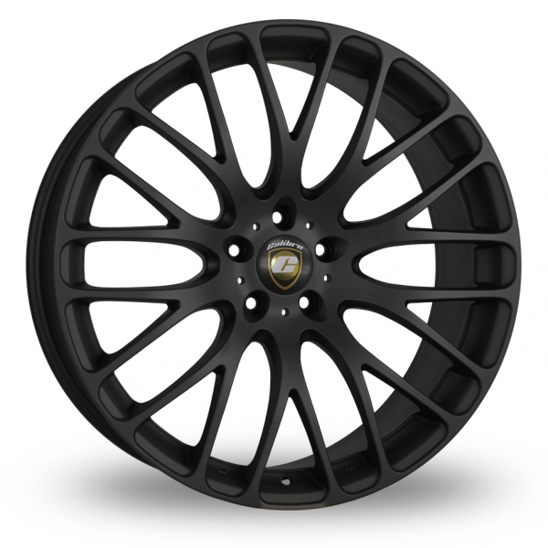 Zoom Calibre Altus Matt_Black Alloys