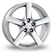 Image for Enzo H Silver Alloy Wheels