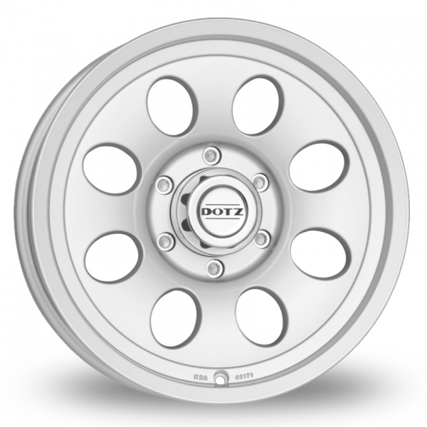 Zoom Dotz Rafting Silver Alloys