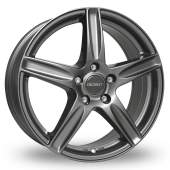 Image for Dezent L Anthracite Alloy Wheels