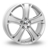 Image for Zito Blazer Silver Alloy Wheels