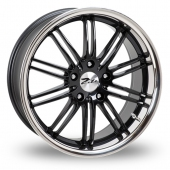 Image for Zito Belair Black Alloy Wheels