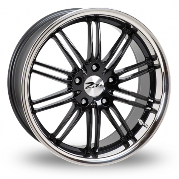 Zoom Zito Belair Black Alloys