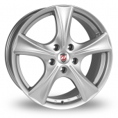 Image for Calibre Trek Silver Alloy Wheels