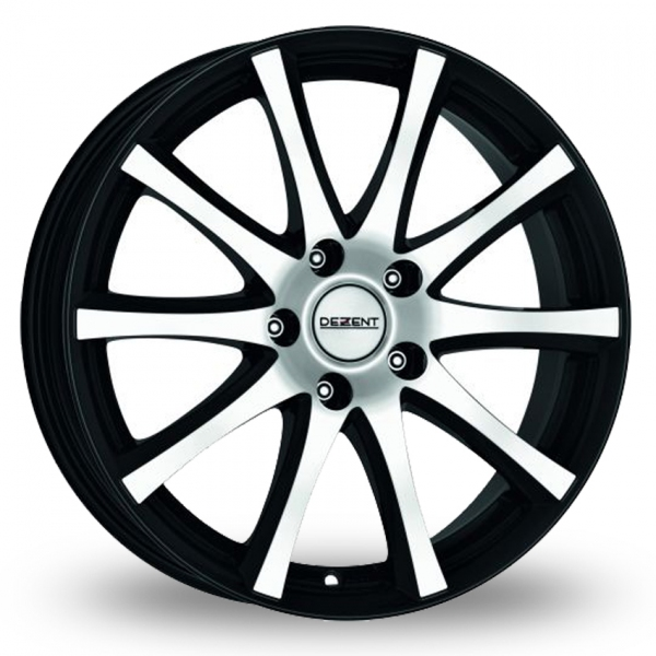 Zoom Dezent RM Black_Polished Alloys