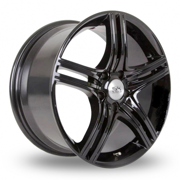Zoom BK_Racing 503 Black Alloys