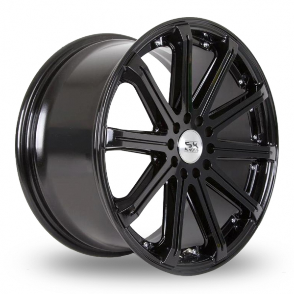 Zoom BK_Racing 509 Black Alloys