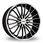 Image for ZCW Snoop Black_Polished Alloy Wheels