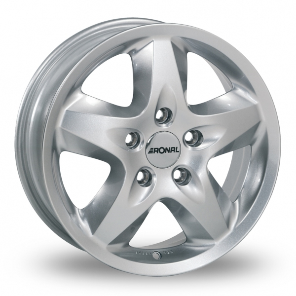 Zoom Ronal R44 Silver Alloys