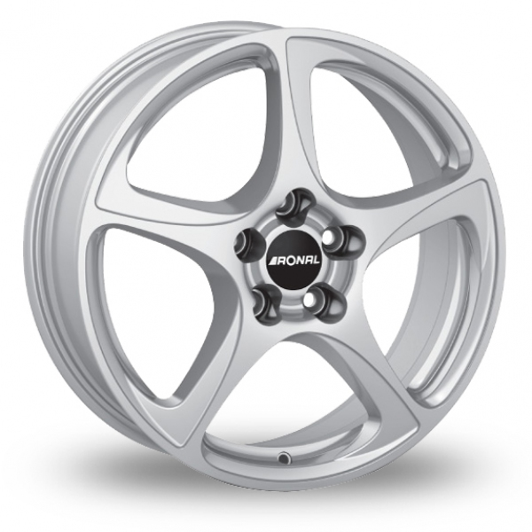 Zoom Ronal R53_5x112_Wider_Rear Silver Alloys