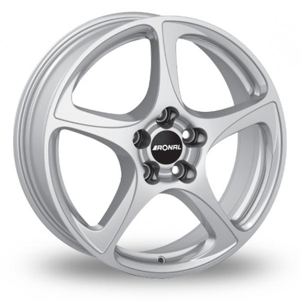 Zoom Ronal R53_5x120_Wider_Rear Silver Alloys