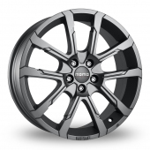 Image for Momo Quantum Anthracite Alloy Wheels
