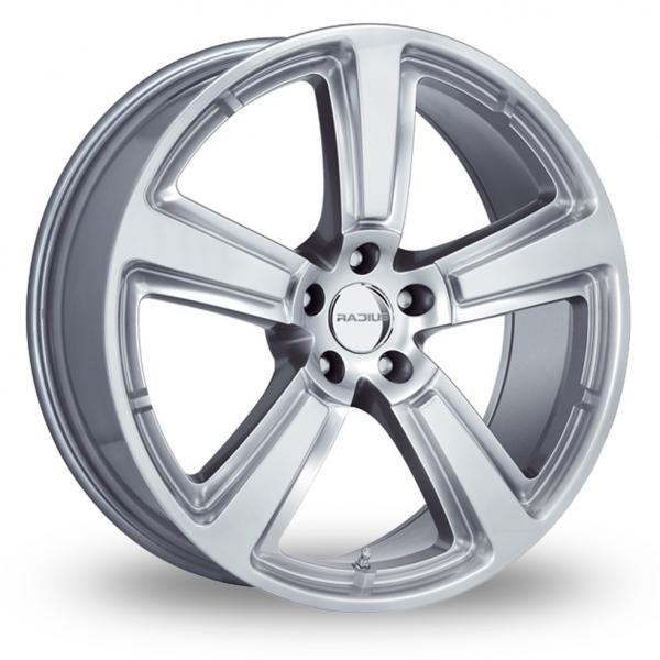Zoom Radius R15_5x112_Wider_Rear Silver Alloys