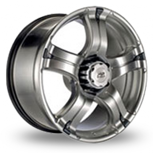 Zoom BK_Racing 323 Hyper_Black Alloys