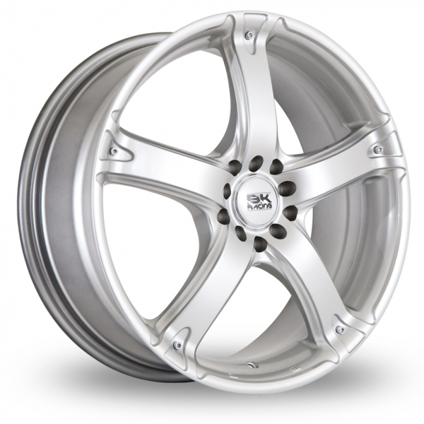 Zoom BK_Racing 333 Silver Alloys
