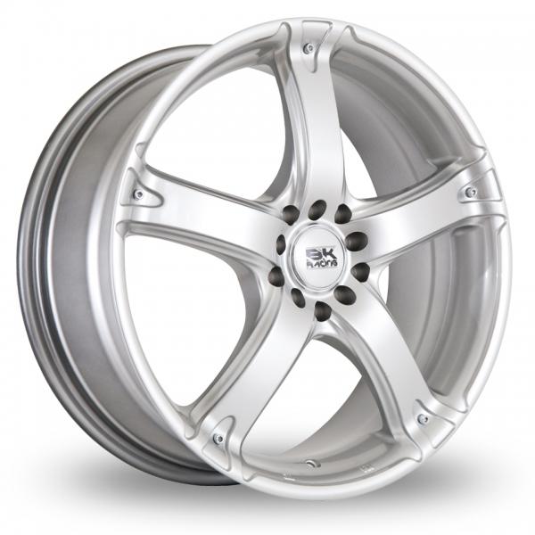 Zoom BK_Racing 333 Silver Alloys