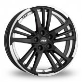 Image for ATS Prazision_Wider_Rear Black_Polished Alloy Wheels