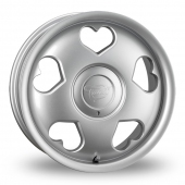 Image for Tansy Love Silver Alloy Wheels