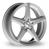 Image for Xtreme X60 Silver Alloy Wheels