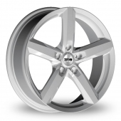 Image for Tekno RX2 Silver Alloy Wheels