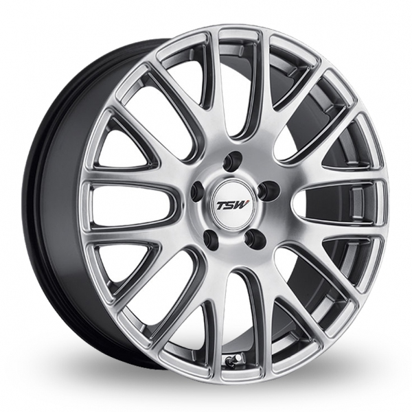 Zoom TSW Mugello Silver Alloys